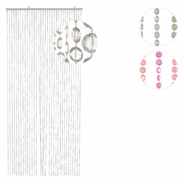Türvorhang DIAMANTEN, verschiedene Farben, Kunststoff, 90 x 200 cm