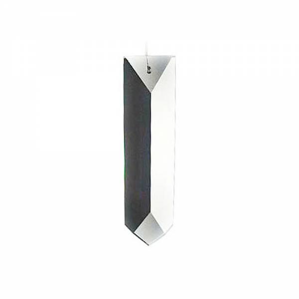 Bleikristall Rechteck 76 mm