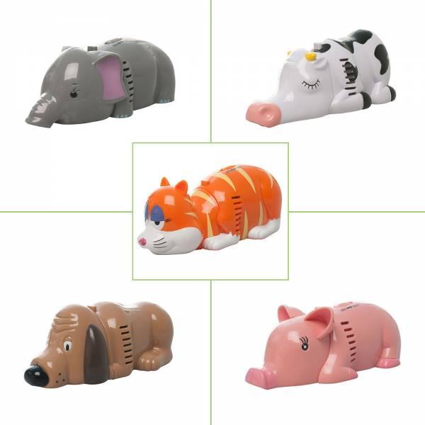 Originelle Mini-Staubsauger, witzige, lustige, tierische Tischsauger, verschiedene Designs