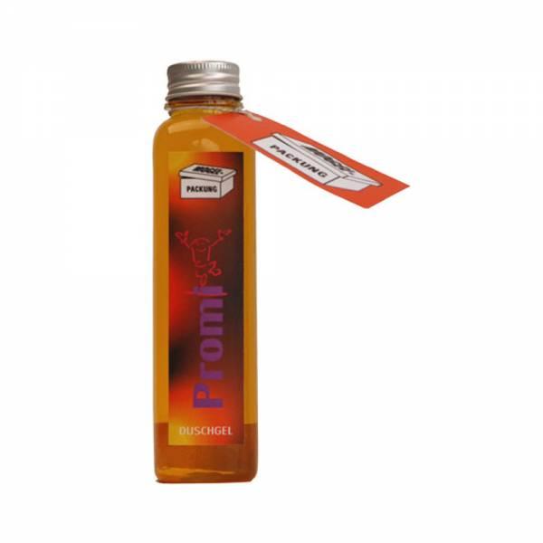 Duschgel mit Aufschrift PROMI, Inhalt: 200 ml