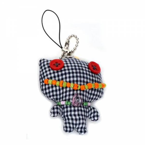 Püppchen CULT MINI für Handy oder Schlüssel 7 cm Figur CHANTALL KRAWALL