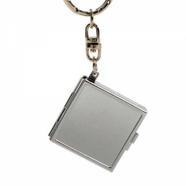 Schlüsselanhänger SPIEGELBOX, 9cm