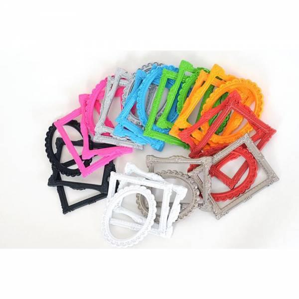 Magnetbilderrahmen, stilvoll oder elegant, in vielen Farben und Design