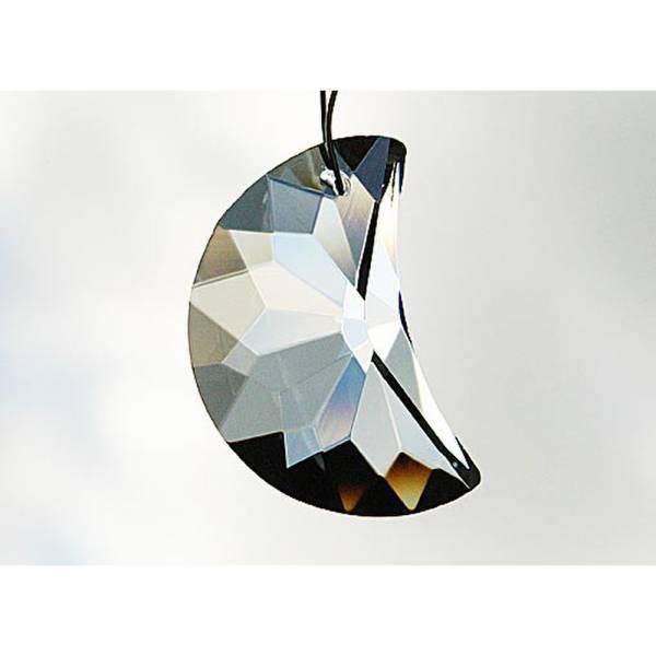 Kristall Halbmond 50 mm