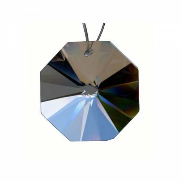 Bleikristall Oktagon, Achteck Größe: 28 mm