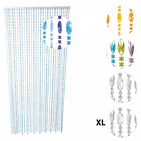 Türvorhang TWISTER, verschiedene Farben, Kunststoff, verschiedene Größen