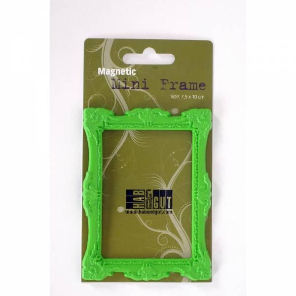 Magnet-Rahmen grün, sortiert Design: Baroque