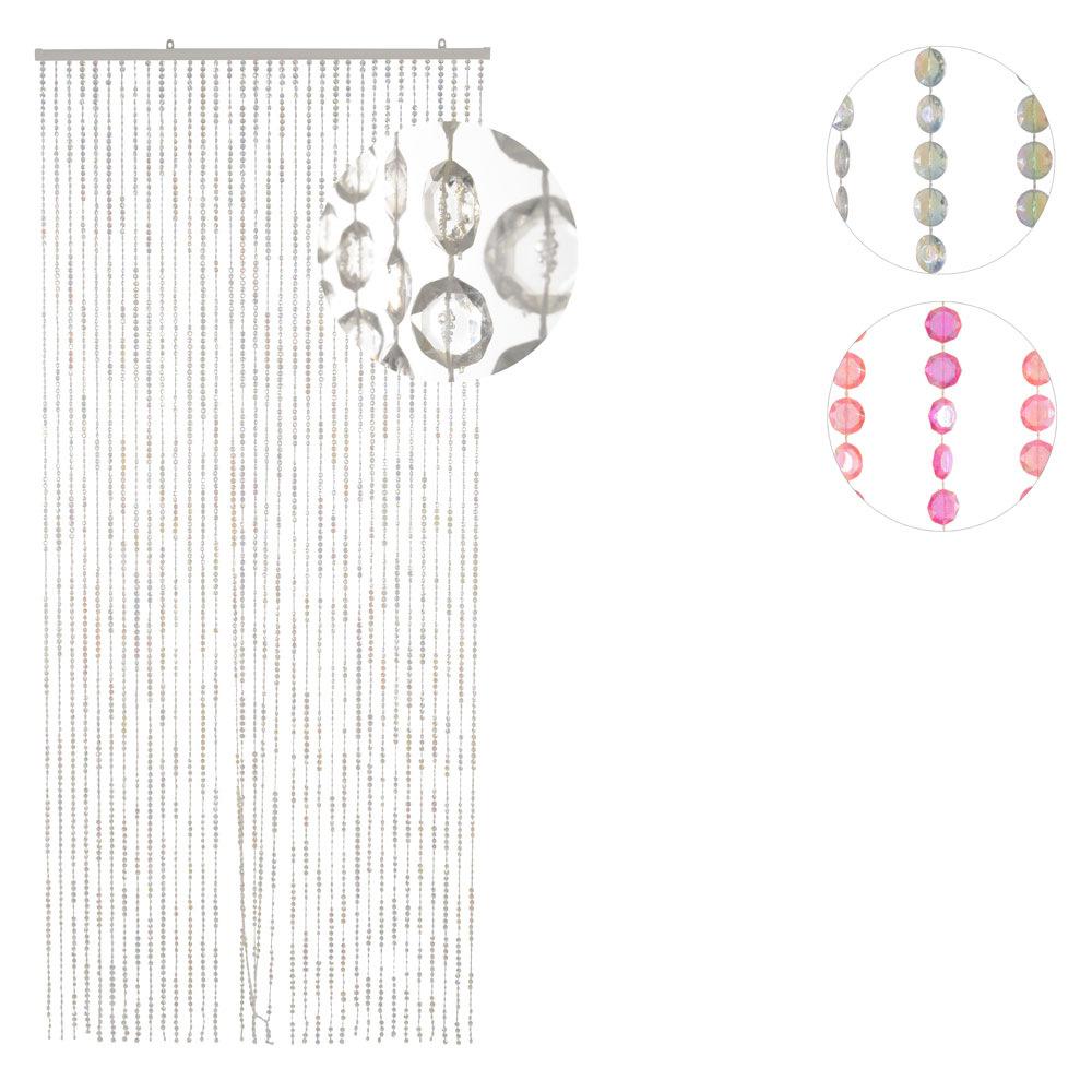 Türvorhang DIAMANTEN, verschiedene Farben, Kunststoff, 90 x 200 cm ...