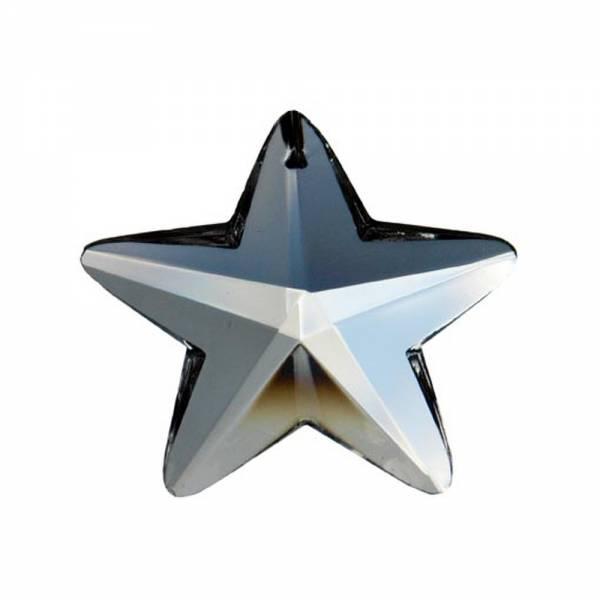 Kristall Stern 25 mm