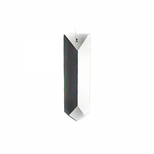 Bleikristall Rechteck 63 mm