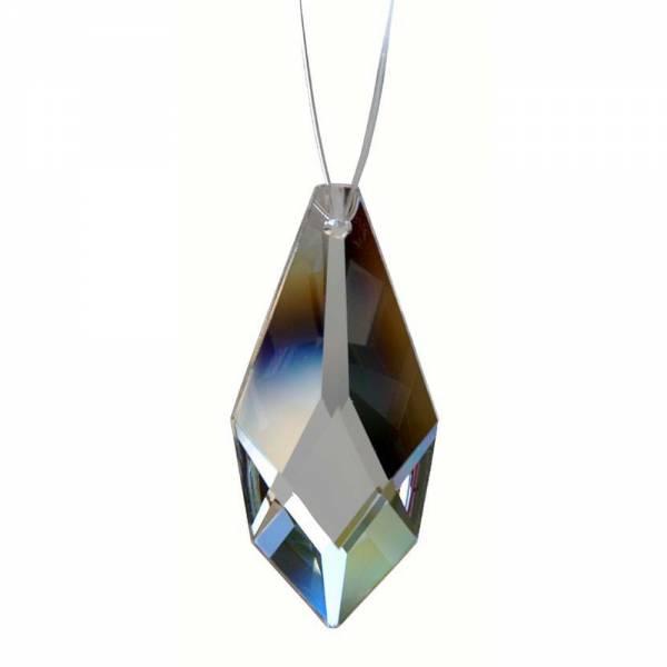 Bleikristall SMALL-Mandel 38 mm