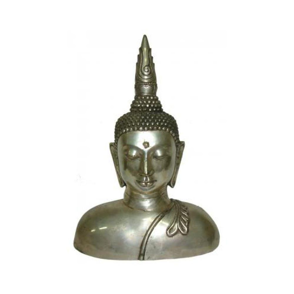 Buddha-Büste für die Boho-Deko