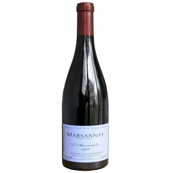 Marsannay L'ancestrale 2009 Domaine Sylvain Pataille Pinot Noir, Côte-d'Or 0.75 Ltr