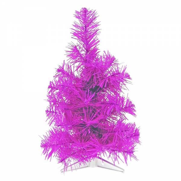 Künstlicher Weihnachtsbaum, farbiger Tannenbaum VIOLETT - 30 cm, 60 cm ,90 cm, 120 cm, 180 cm, 240 c