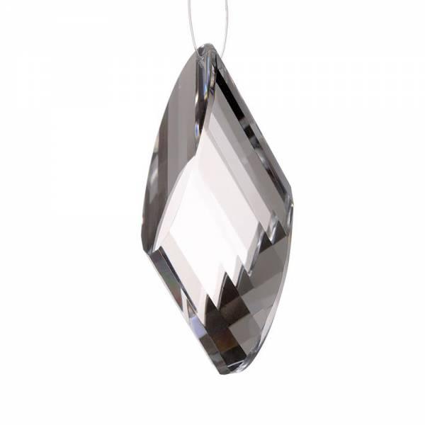 Kristall Säule schräg Design: groß, 6x3 cm